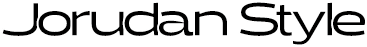 jorudanstyle_logo